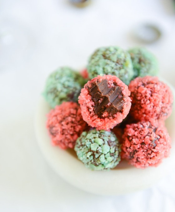 Pop Rocks Truffles | Faith, Hope, Love, and Luck Survive Despite a Whiskered Accomplice