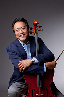 Yo-Yo Ma | Faith, Hope, Love, and Luck Survive Despite a Whiskered Accomplice
