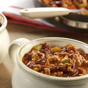 7-Ingredient Chili | Faith, Hope, Love, and Luck Survive Despite a Whiskered Accomplice