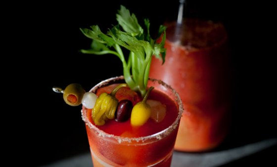 Bloody Mary Deluxe | Faith, Hope, Love, and Luck Survive Despite a Whiskered Accomplice