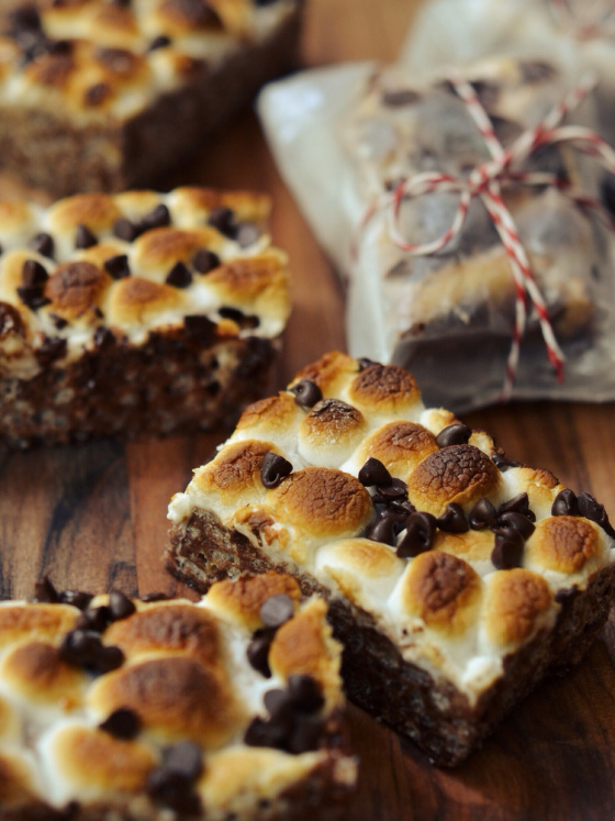 S'mores Krispies | Faith, Hope, Love, and Luck Survive Despite a Whiskered Accomplice