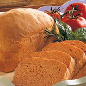 Tomato Bread Recipe | Faith, Hope, Love, and Luck Survive Despite a Whiskered Accomplice