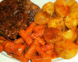 Yankee-est Pot Roast | Faith, Hope, Love, and Luck Survive Despite a Whiskered Accomplice